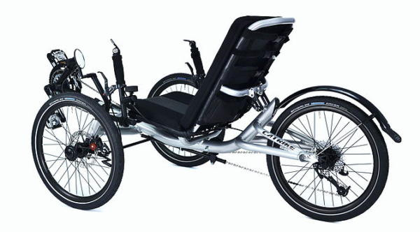 Catrike Villager Recumbent Tricycle (3-Wheeled Bicycle)