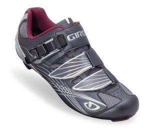2014 Giro Solara Women's Road Shoe Gunmetal/Berry