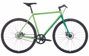 2015 Raleigh Tripper Green Urban Bicycle