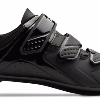 2015 Giro Treble II Black/ White Mens Cycling Shoe Spinning Compatible