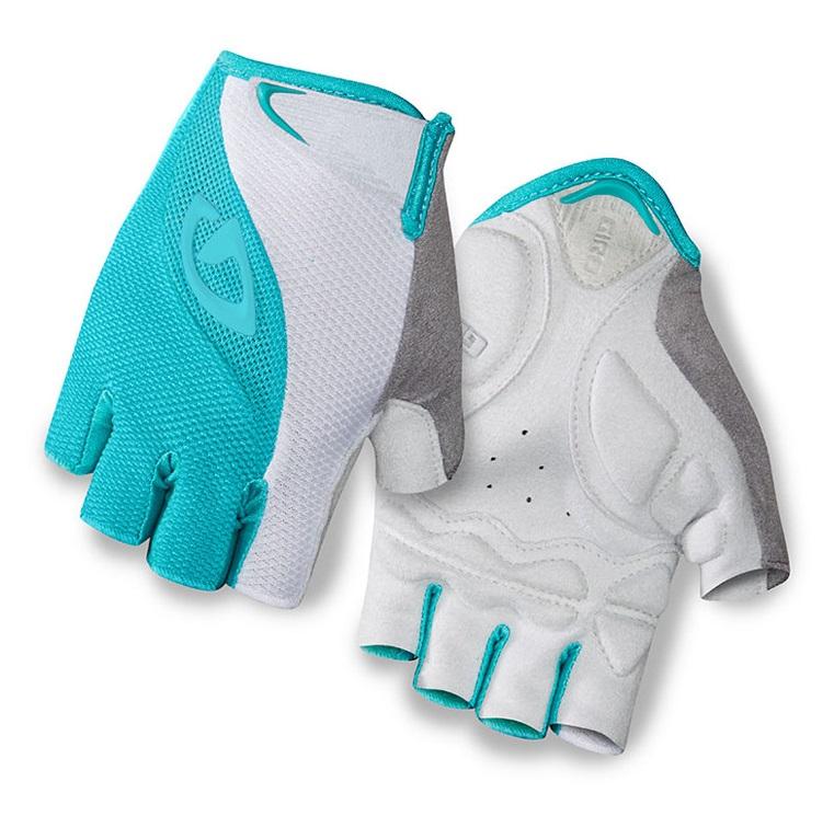 2016 Giro Tessa Glove Turquoise/ White