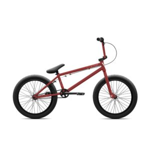 2016 Verde Cadet Matte Red BMX Bike