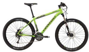 2016 Cannondale Trail 4 Green Men's Mountain Bike