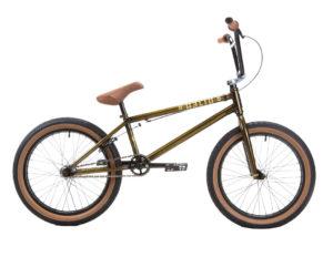 """2016 DK Helio 20"""" Green BMX Bike"""