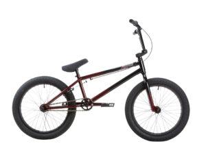 """2016 DK Cygnus 20"""" Black/Red BMX Bike"""
