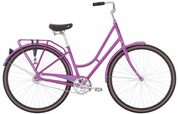 2016 Raleigh Gala Purple Women's Classic City Bicycle