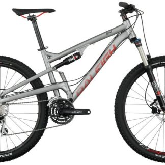 2016 Raleigh Kodiak 1 Silver Men's Full Suspension Mountain Bike