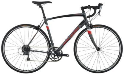 2016 Raleigh Merit Men's Silver/Red Endurance Road Bike