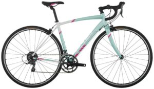 2016 Raleigh Revere Women's Turquoise/White/Magenta Endurance Road Bike
