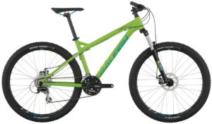 2016 Raleigh Tokul 1 Green Men's Hardtail Mountain Bike