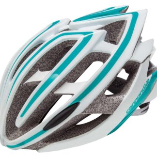 2017 Cannondale Teramo White/Teal Road Helmet