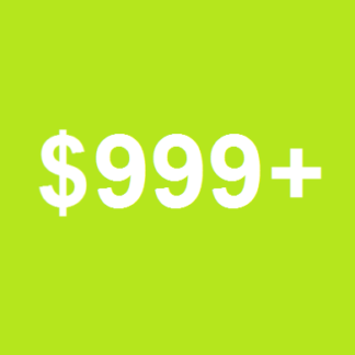 $999+