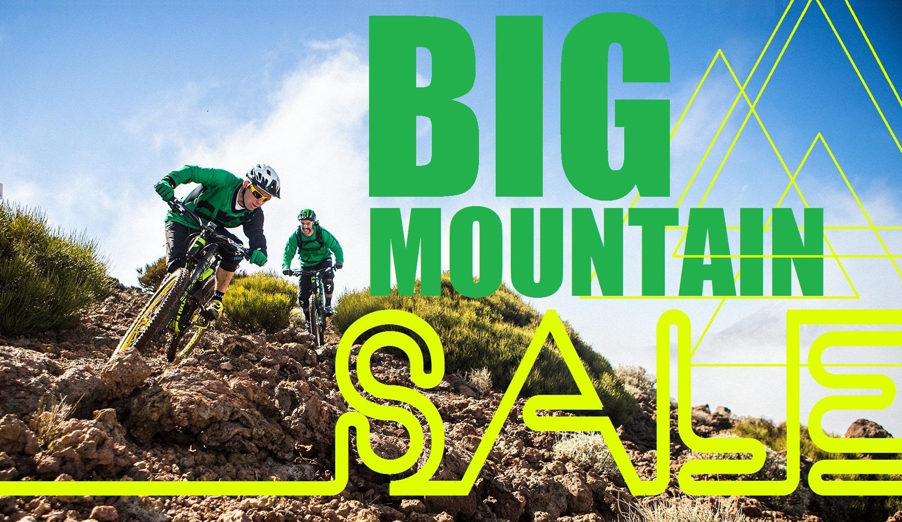 BIG MOUNTAIN SALE
