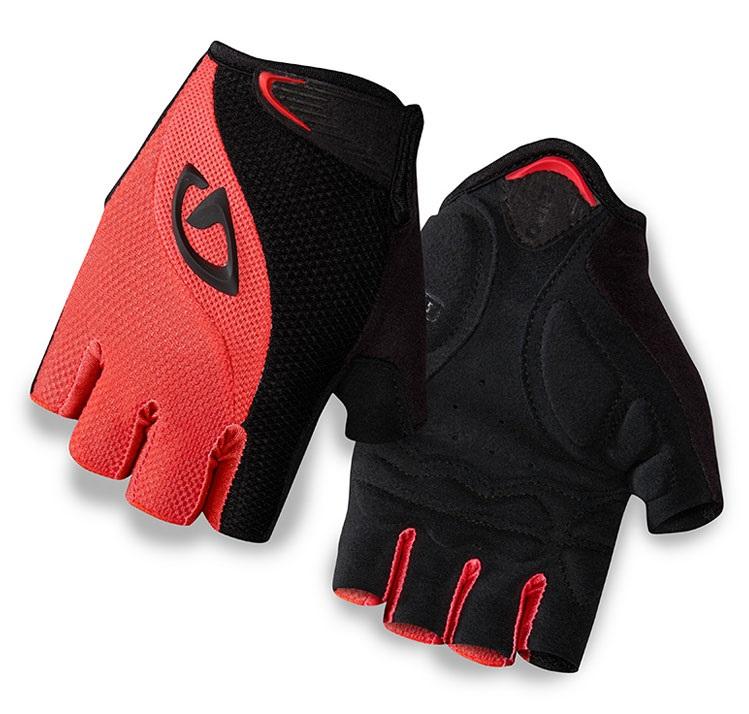 2016 Giro Tessa Gel Women's Glove Coral/Black