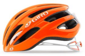 2016 Giro Saga Women's Road Helmet Flame