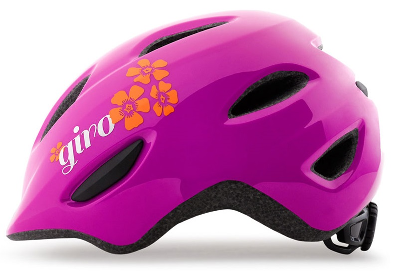 2016 Giro Scamp Magenta Toddler Helmet