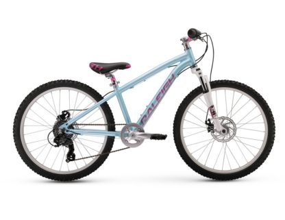 "2017 Raleigh Eva 24 Sky Girl's 24"" Mountain Bike"