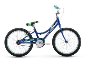 "2017 Raleigh Jazzi 20 Blue Girl's 20"" Bicycle"