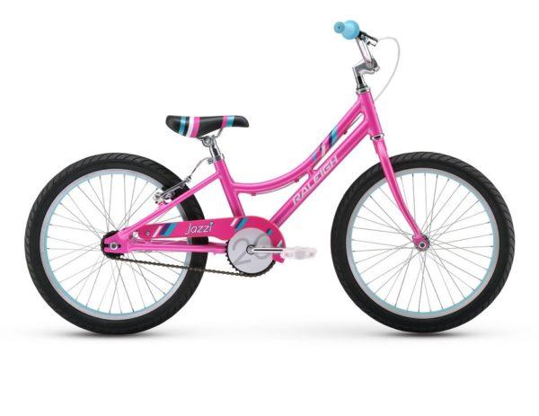 "2017 Raleigh Jazzi 20 Pink Girl's 20"" Bicycle"