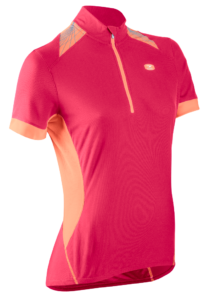 2015 Sugoi Women's Neo Pro Short Sleeved Cycling Jersey Bright Rose