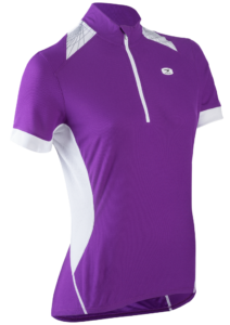 2015 Sugoi Women's Neo Pro Short Sleeved Cycling Jersey Purple