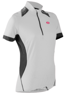 2015 Sugoi Women's Neo Pro Short Sleeved Cycling Jersey White/Black