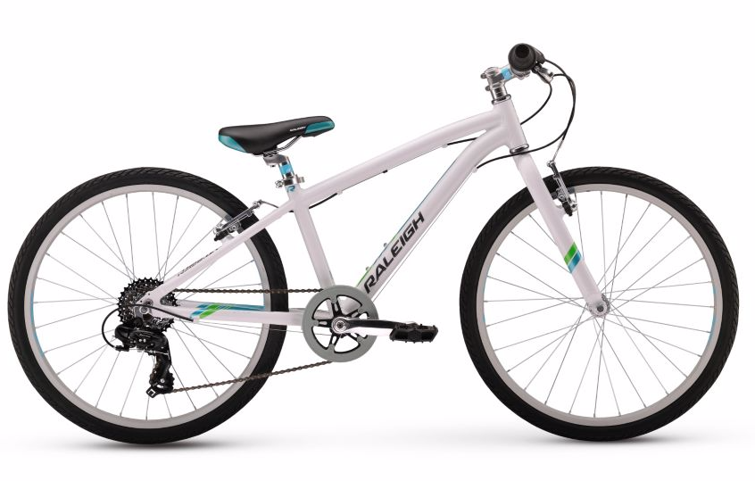 2017 Raleigh Alysa 24 White