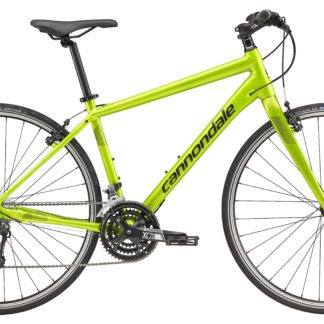 2017 Cannondale Quick 4 Green