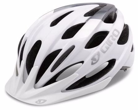 2016 Giro Raze Helmet White/Silver