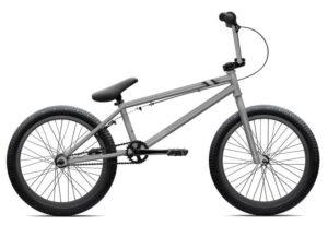 2016 Verde A/V Metallic Silver BMX Bike