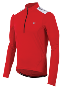 Pearl Izumi Men's Quest Long Sleeve Jersey True Red