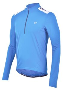 Pearl Izumi Men's Quest Long Sleeve Jersey Sky Blue