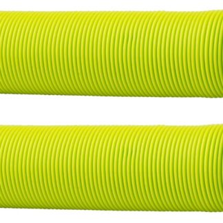 ODI Longneck Grips Soft Compound Flangeless Chartreuse