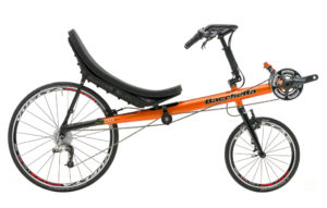 Bacchetta Carbon Basso GS Short Wheel-Base Two-Wheeled Recumbent
