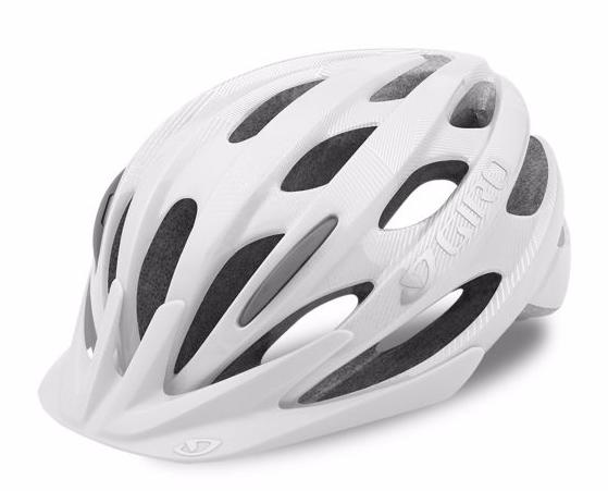 2016 Giro Verona Helmet White Tonal Lines Women's Helmet