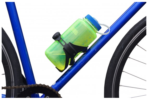 BiKASE Justy Adjustable Water Bottle Cage
