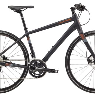 2017 Cannondale Quick 1 Dark Blue Men's Fitness Hybrid