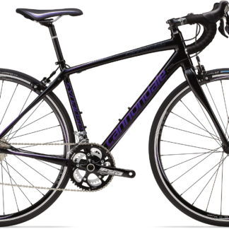 2014 Cannondale Synapse 5 105 Womens Black/Purple