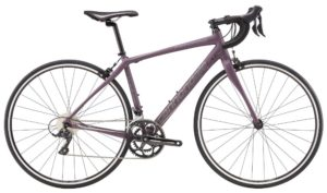 2017 Cannondale Synapse 7 Sora Purple/Gray