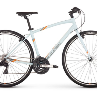 2017 Raleigh Alysa 1 Light Blue