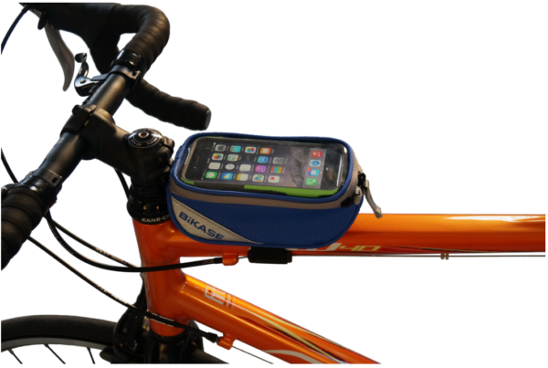 Bikase Beetle Cell Phone Holder/Top Tube Bag