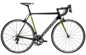 2016 Cannondale CAAD12 5 105 Black/Green