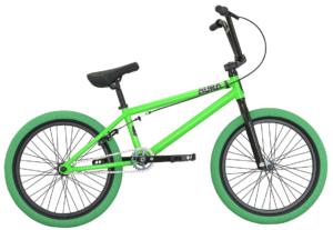 """2017 DK Aura 20"""" Green BMX"""