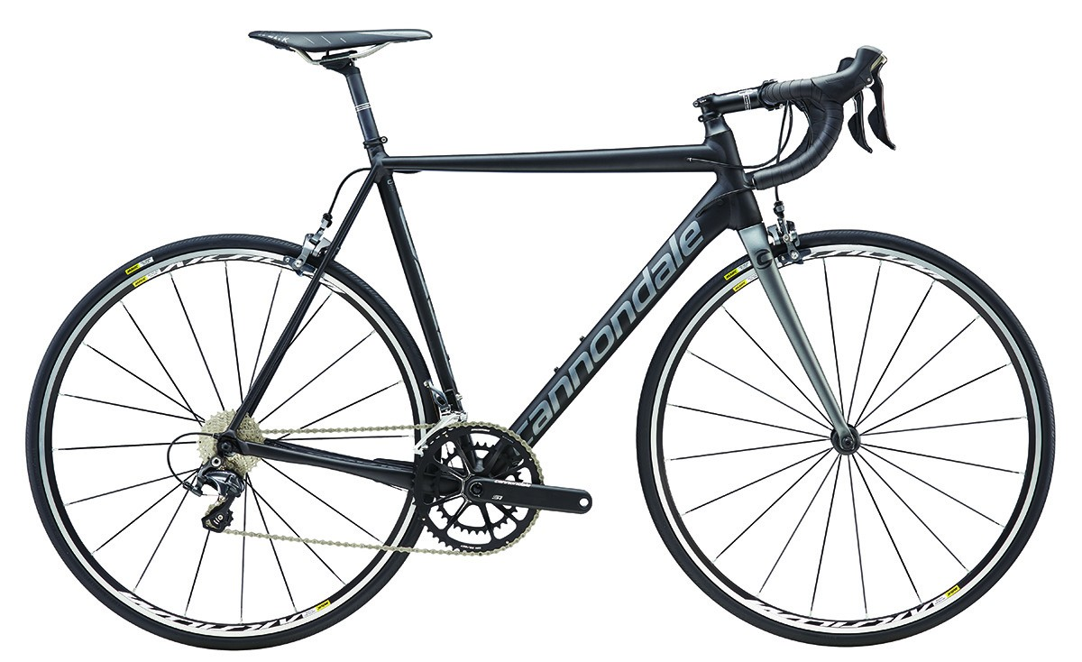 2017 Cannondale CAAD12 Ultegra Black/Silver