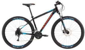 2017 Cannondale Trail 5 Black/Blue/Red