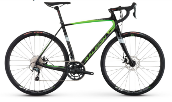 2016 Raleigh 1 Merit Sport Carbon Men's Road Bike