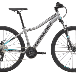 2018 Cannondale Foray 3 Ash Gray Womens Hardtail Mountain Bike