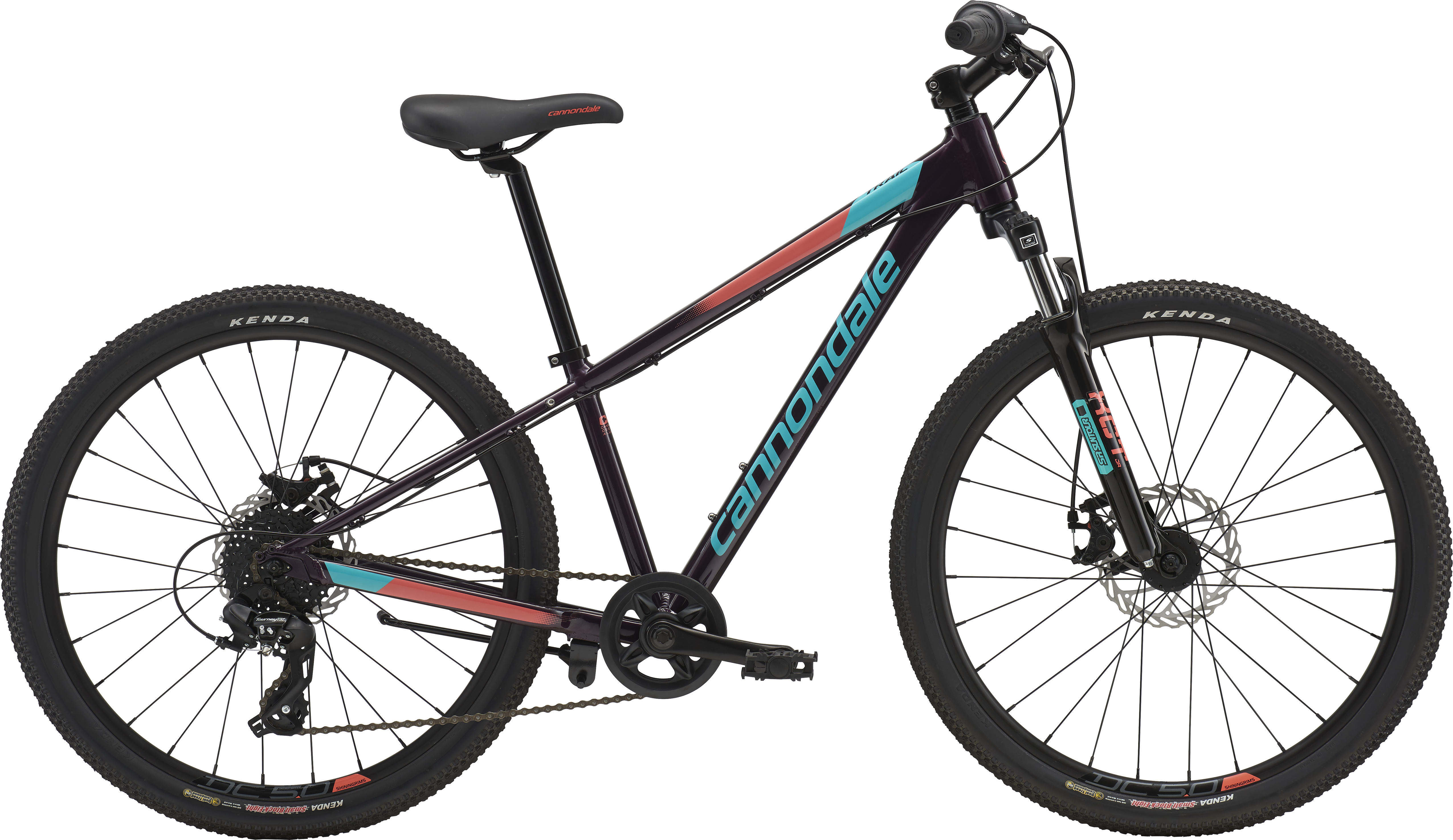 2018 Cannondale Trail 24 Girl's Galaxy