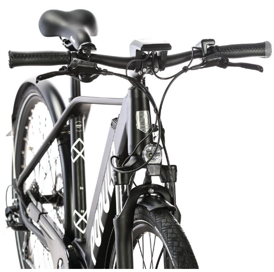 2017 Populo Scout Electric Bike Black