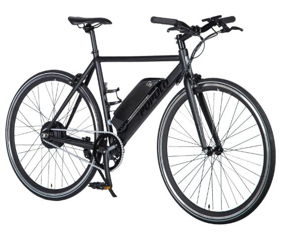 2017 Populo Sport Electric Bike Black